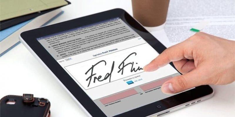 Chữ ký số doanh nghiệp là gì?
