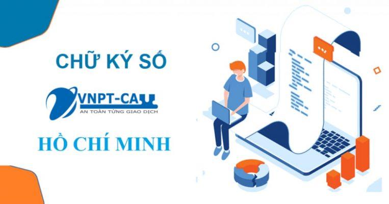 Sử dụng VNPT-CA tại Viễn thông Hồ Chí Minh
