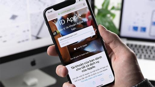 Cần cập nhật phần mềm IOS mới khi chia sẻ wifi trên iphone