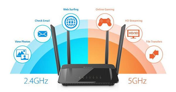 Băng tần wifi là gì?
